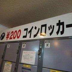 Отель Capsule and Sauna Century Япония, Токио - отзывы, цены и фото номеров - забронировать отель Capsule and Sauna Century онлайн парковка