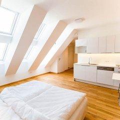 Апартаменты Prater Apartments комната для гостей фото 3