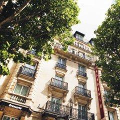Отель Terminus Orleans Франция, Париж - 1 отзыв об отеле, цены и фото номеров - забронировать отель Terminus Orleans онлайн вид на фасад