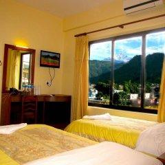 Отель Orchid Непал, Покхара - отзывы, цены и фото номеров - забронировать отель Orchid онлайн комната для гостей фото 2