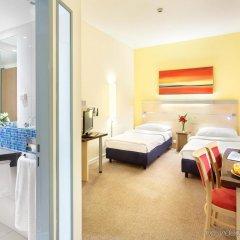 Отель Exe City Park Prague Чехия, Прага - 14 отзывов об отеле, цены и фото номеров - забронировать отель Exe City Park Prague онлайн комната для гостей фото 2