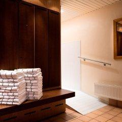 Отель Hotelli Verso Ювяскюля в номере