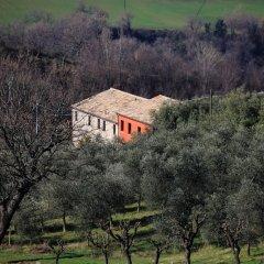 Отель Agriturismo Segnavento - Zaccagnini Стаффоло спортивное сооружение