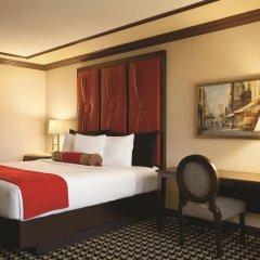 Отель Paris Las Vegas 4* Стандартный номер с различными типами кроватей фото 10