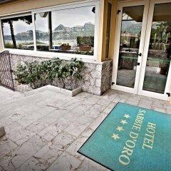 Отель Sabbie d'Oro Джардини Наксос