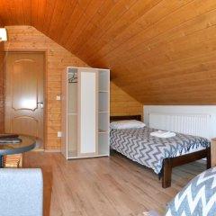 Гостиница Villa Rechka комната для гостей фото 2
