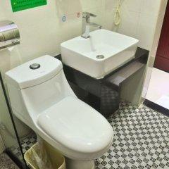 Отель Guangzhou Yuting Hotel Китай, Гуанчжоу - отзывы, цены и фото номеров - забронировать отель Guangzhou Yuting Hotel онлайн ванная