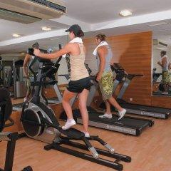 Seher Resort & Spa Турция, Сиде - отзывы, цены и фото номеров - забронировать отель Seher Resort & Spa - All Inclusive онлайн фитнесс-зал фото 2