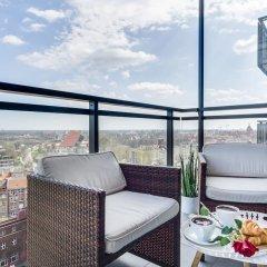 Апартаменты Elite Apartments Cityview Center Гданьск фото 5