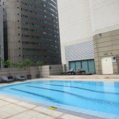 M Hotel Singapore бассейн