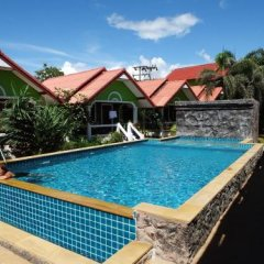 Отель Lanta Nature House Ланта бассейн