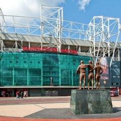 Отель Hilton Manchester Deansgate Манчестер спортивное сооружение