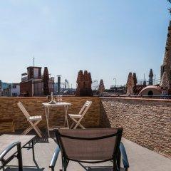 Ramblas Hotel балкон