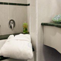 Отель La Residence & Idrokinesis® Италия, Абано-Терме - 1 отзыв об отеле, цены и фото номеров - забронировать отель La Residence & Idrokinesis® онлайн ванная