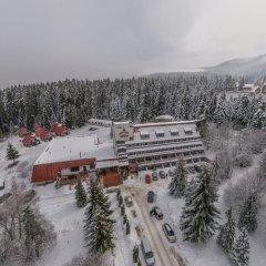 Отель Moura Болгария, Боровец - 1 отзыв об отеле, цены и фото номеров - забронировать отель Moura онлайн спортивное сооружение