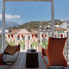 Отель Boutique Hotel ImperialArt Италия, Меран - отзывы, цены и фото номеров - забронировать отель Boutique Hotel ImperialArt онлайн балкон