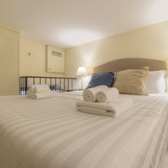 Апартаменты Monti Studio Apartment комната для гостей фото 4