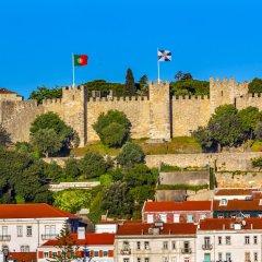 Отель Radisson Blu Hotel Португалия, Лиссабон - 10 отзывов об отеле, цены и фото номеров - забронировать отель Radisson Blu Hotel онлайн приотельная территория