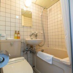 Отель Flexstay in platinum Япония, Токио - отзывы, цены и фото номеров - забронировать отель Flexstay in platinum онлайн ванная фото 2
