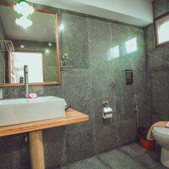 Отель Sasitara Thai villas Таиланд, Самуи - отзывы, цены и фото номеров - забронировать отель Sasitara Thai villas онлайн ванная фото 2