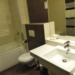 Grand Palace Hotel Hannover ванная