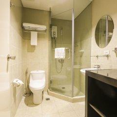 Отель Bellini Suites at Presidio Lakefront ванная фото 2