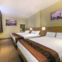 Отель Comfort Inn Hyde Park Лондон комната для гостей фото 5