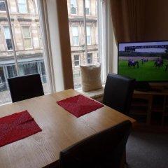 Отель City Centre Brunswick Street Suite Великобритания, Глазго - отзывы, цены и фото номеров - забронировать отель City Centre Brunswick Street Suite онлайн комната для гостей фото 4