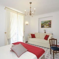 Отель Residenza Luce Италия, Амальфи - отзывы, цены и фото номеров - забронировать отель Residenza Luce онлайн комната для гостей фото 5
