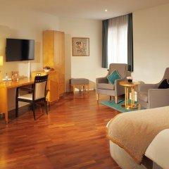 Отель Crowne Plaza Brussels - Le Palace комната для гостей