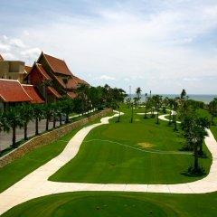 Отель Dor-Shada Resort By The Sea На Чом Тхиан спортивное сооружение