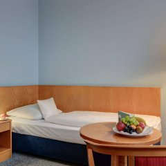 Отель Centro Park Berlin Neukolln Берлин комната для гостей фото 4