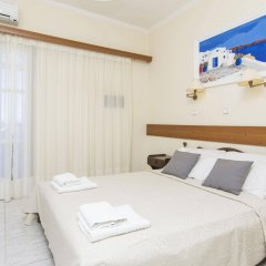 Отель Holiday Beach Resort Греция, Остров Санторини - отзывы, цены и фото номеров - забронировать отель Holiday Beach Resort онлайн комната для гостей фото 2