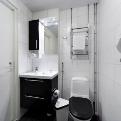 Отель Sato Hotelhome Kamppi Хельсинки ванная фото 2
