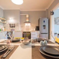 Апартаменты FM Deluxe 1-BDR Apartment - Style Meets Charm София в номере фото 2