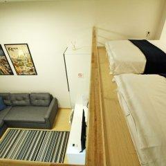 Апартаменты The Sweet Castle Apartment комната для гостей фото 2