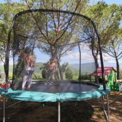 Отель Elegant Farmhouse in Campriano With Swimming Pool Ареццо фото 30