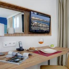 Отель Citadines Croisette Cannes Франция, Канны - 8 отзывов об отеле, цены и фото номеров - забронировать отель Citadines Croisette Cannes онлайн в номере фото 2