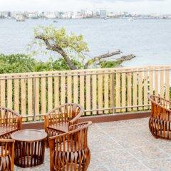 Отель The Vinorva Maldives балкон