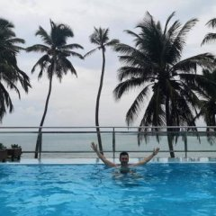 Cool Beach Hotel бассейн фото 2