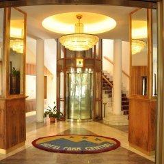 Отель Park Central Болгария, Сливен - отзывы, цены и фото номеров - забронировать отель Park Central онлайн интерьер отеля фото 3