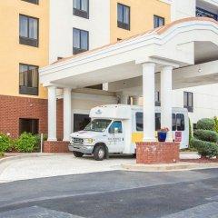 Отель Comfort Suites Atlanta Airport городской автобус