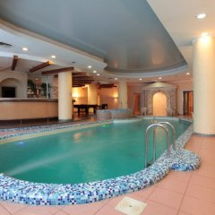 Гостиница Измайлово Гамма бассейн