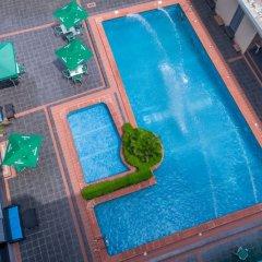 Отель Adig Suites Нигерия, Энугу - отзывы, цены и фото номеров - забронировать отель Adig Suites онлайн бассейн фото 2