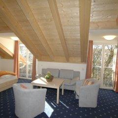 Отель Landhaus Sixtmühle Германия, Тауфкирхен - отзывы, цены и фото номеров - забронировать отель Landhaus Sixtmühle онлайн интерьер отеля фото 2