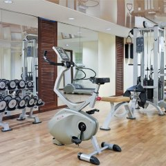 Boutique Hotel H10 Blue Mar - Только для взрослых фитнесс-зал