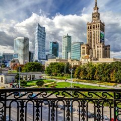 Polonia Palace Hotel фото 5