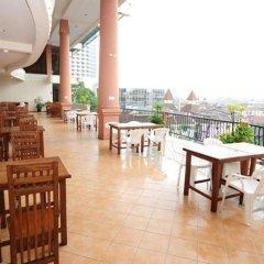 Отель Bel Aire Patong балкон