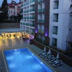 Kleopatra Atlas Hotel Турция, Аланья - 9 отзывов об отеле, цены и фото номеров - забронировать отель Kleopatra Atlas Hotel онлайн фото 6