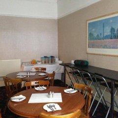 Отель Beersbridge Lodge Глазго питание